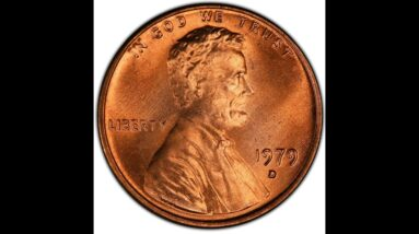 $8,044.88 Lincoln Cent in this 1979 A Year in Review + Bonus Coin